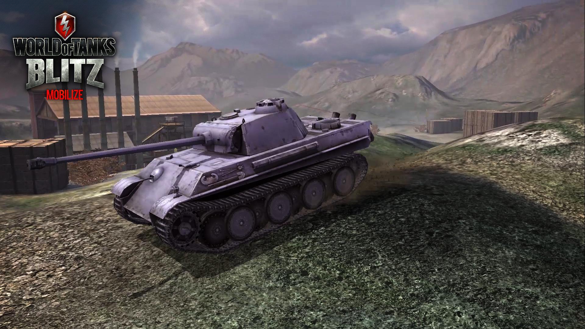 World Of Tanks Blitz Is Here