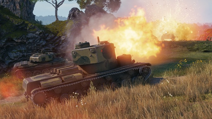 World of tanks which tanks have premium matchmaking