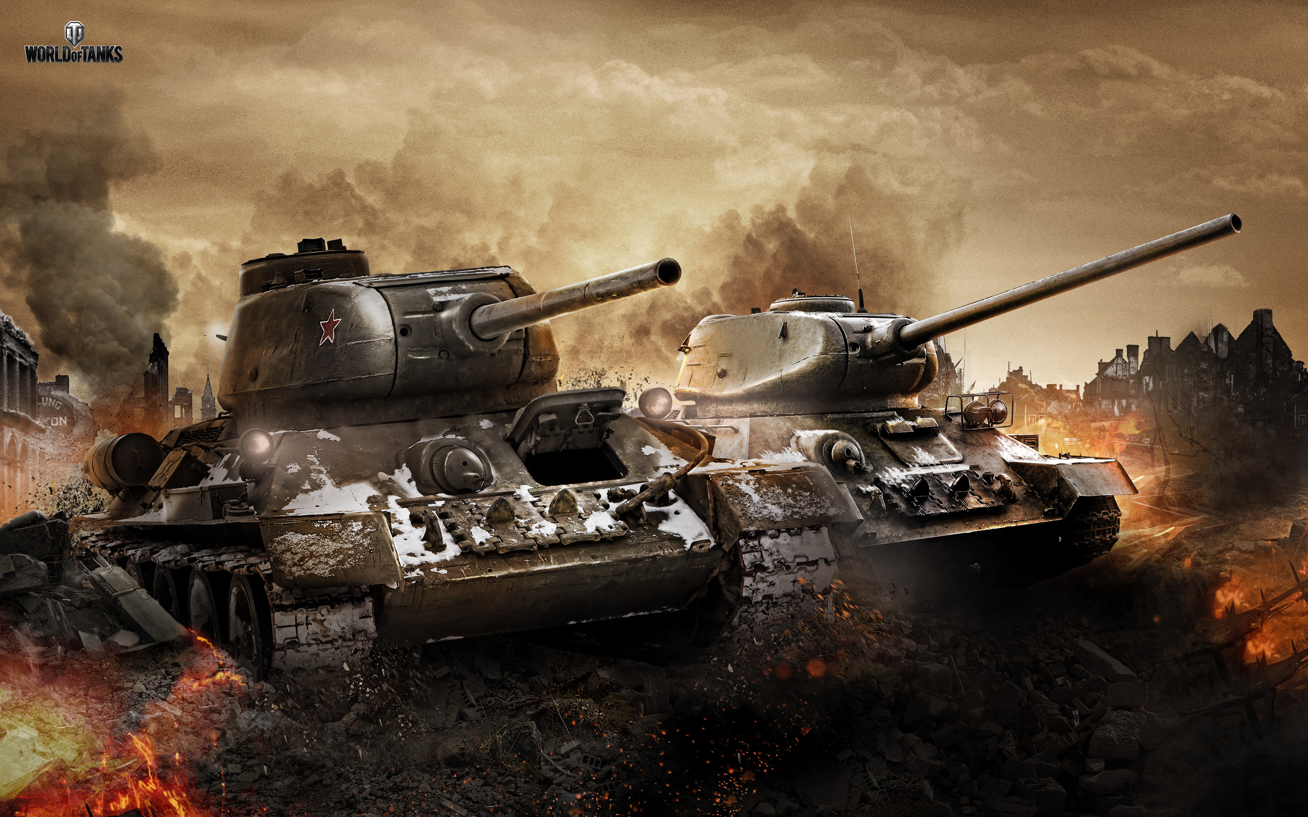 Tank of the Month May 2013: T-34 & T-34-85